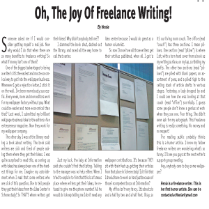 freelancewriting samples